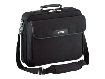 Targus Traditional Notepac Notebook carrying case 15.6INCH black