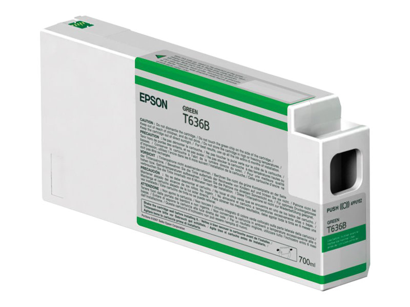 Epson UltraChrome HDR - green - original - ink cartridge