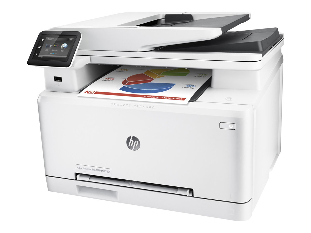 HP Color LaserJet Pro MFP M277dw - imprimante multifonctions (couleur)