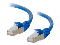 C2G Cat6a Booted Shielded (STP) Network Patch Cable