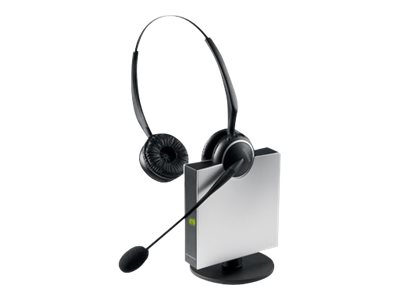 Jabra GN 9120 FlexBoom - Headset - drahtlos - Radio