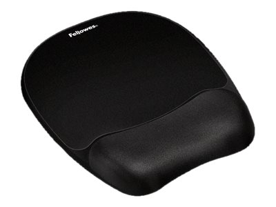 Fellowes Memory Foam mouse pad with wrist pillow