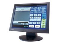 Logic Controls LE1017 LCD monitor 17INCH touchscreen 1280 x 1024 300 cd/m² 500:1 8 ms