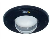 Black casing with clear dome 10pcs for Axis M3011 and M3014