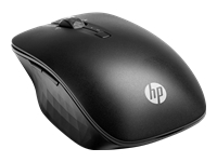 HP Travel - Mouse - 5 buttons - wireless - Bluetooth 4.0 - for HP 340S G7, 348 G5, 470 G7; Elite Dragonfly; Elite x2; EliteBook x360; ZBook 15 G6, 17 G6