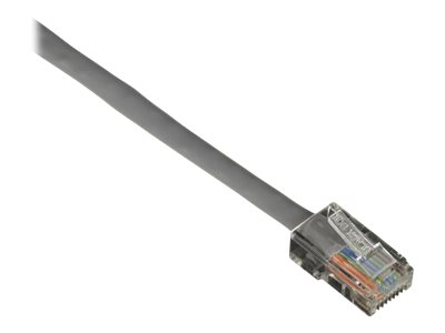 Black Box patch cable - 6 m - gray