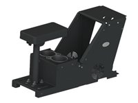 Gamber-Johnson Mounting kit (console box, arm rest, cup holder) for two-way radio / CPU