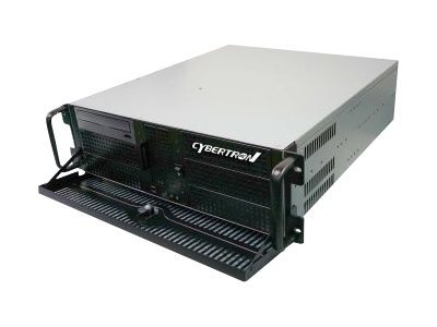 CybertronPC Quantum SVQJA1222 Server rack-mountable 3U 1-way 1 x Core i3 2120 / 3.3 GHz