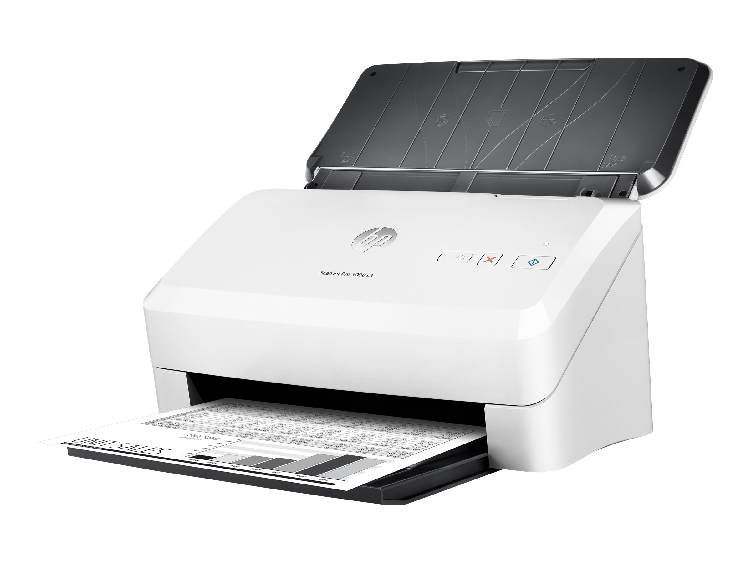 HP Scanjet Pro 3000 s3 Sheetfeed scanner de documents modle