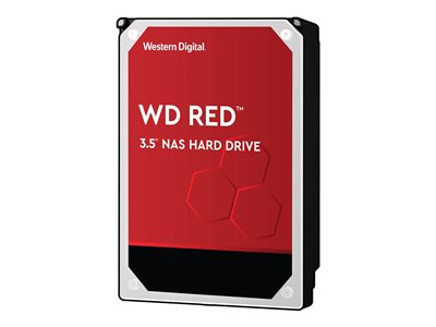 WD Red NAS Hard Drive Harddisk WD80EFAX 8TB 3.5' SATA-600 5400rpm