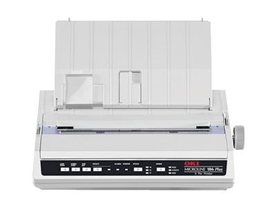 OKI Microline 186 Plus Receipt printer dot-matrix 240 x 216 dpi 9 pin
