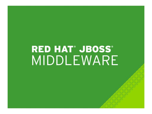 JBoss Data Grid - standard subscription (1 year) - 4 cores