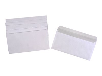 Enveloppes blanches Front