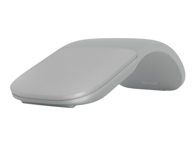 Surface Arc Mouse - mouse - Bluetooth 4.0 - grigio chiaro
