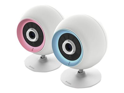 D-Link DCS 820L Day/Night Wi-Fi Baby Camera Network surveillance camera color (Day&Night)