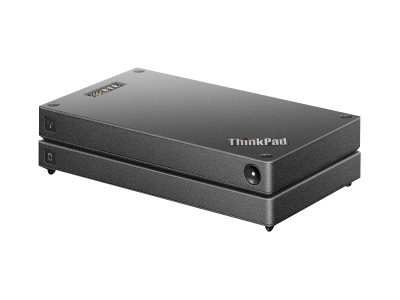 Lenovo ThinkPad Stack Wireless Router/1TB Hard Drive kit - Wireless Router - 802.11a/b/g/n/ac - Dual-Band - für ThinkCentre M900; ThinkPad E47X; E57X; L470; L570; P51; P71; T470; T570; ThinkPa
