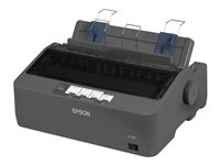 Epson LX 350 Printer B/W dot-matrix 9 pin up to 357 char/sec para image