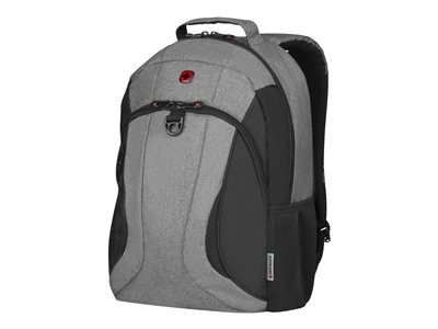 Wenger Mercury Notebook carrying backpack 16INCH black, heather