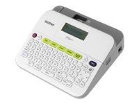 Brother P-Touch PT-D400AD Labelmaker B/W thermal transfer  180 dpi