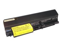 eReplacements Notebook battery (equivalent to: IBM 43R2499) 1 x lithium ion 9-cell 7200 mAh