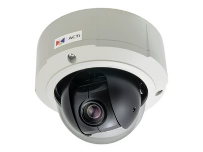 ACTi B95A Network surveillance camera PTZ outdoor vandal / weatherproof