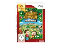 Nintendo Selects Animal Crossing:Let's Go to the City - Wii