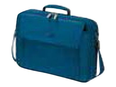 "DICOTA Multi BASE Laptop Bag 17.3"" - Sacoche pour ordinateur portable - 17.3"" - bleu"
