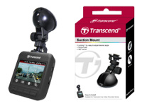 Transcend TS-DPM1 - Support system - suction mount - wind shield - for DrivePro 200