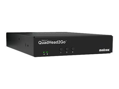 Matrox QuadHead2Go Video wall controller 4 x HDMI