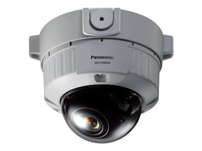 Panasonic WV-CW634S Surveillance camera dome outdoor