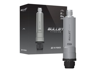 Bullet M2 Titanium - wireless access point