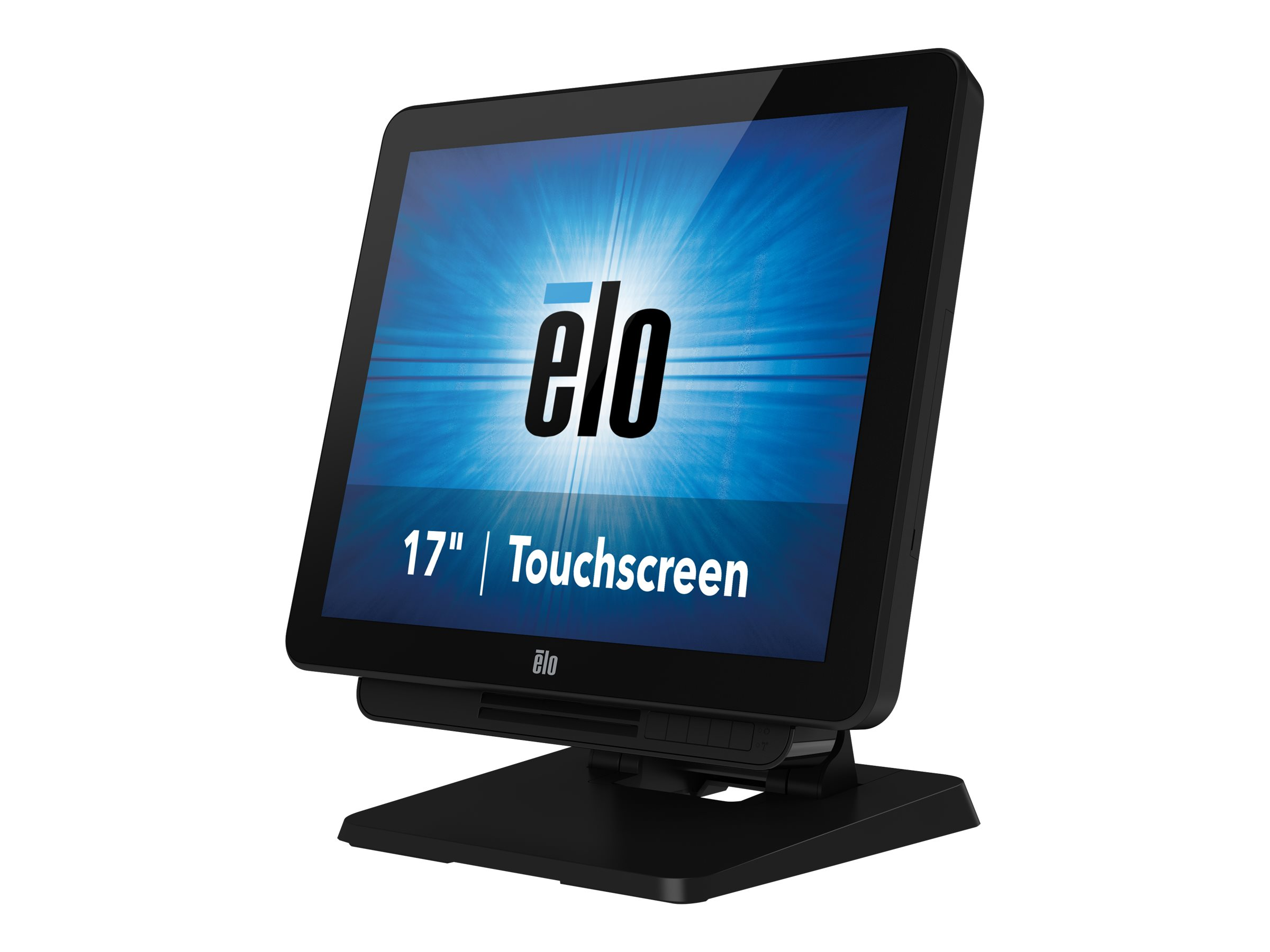 """Elo X-Series Touchcomputer ESY17X3 - all-in-one - Core i3 6100TE 2.7 GHz - 4 GB - SSD 128 GB - LED 17"""""""