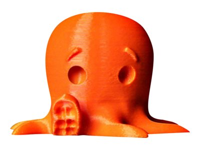 - 1 - True Orange - PLA-Filament