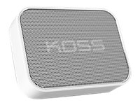Koss BTS1 Speaker for portable use wireless Bluetooth
