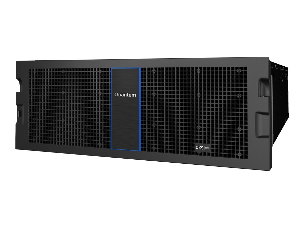 Quantum QXS-656RC Storage, RAID Chassis - hard drive array