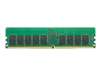 Picture of Micron - DDR4 - 16 GB - DIMM 288-pin - registered with parity (MTA18ASF2G72PDZ-2G9E1)