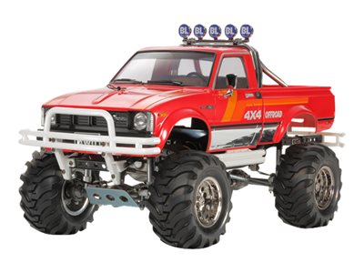 - Toyota 4x4 Pick-Up Mountain Rider