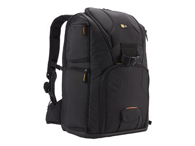 Case Logic Kilowatt Backpack for digital photo camera with lenses / notebook polyester