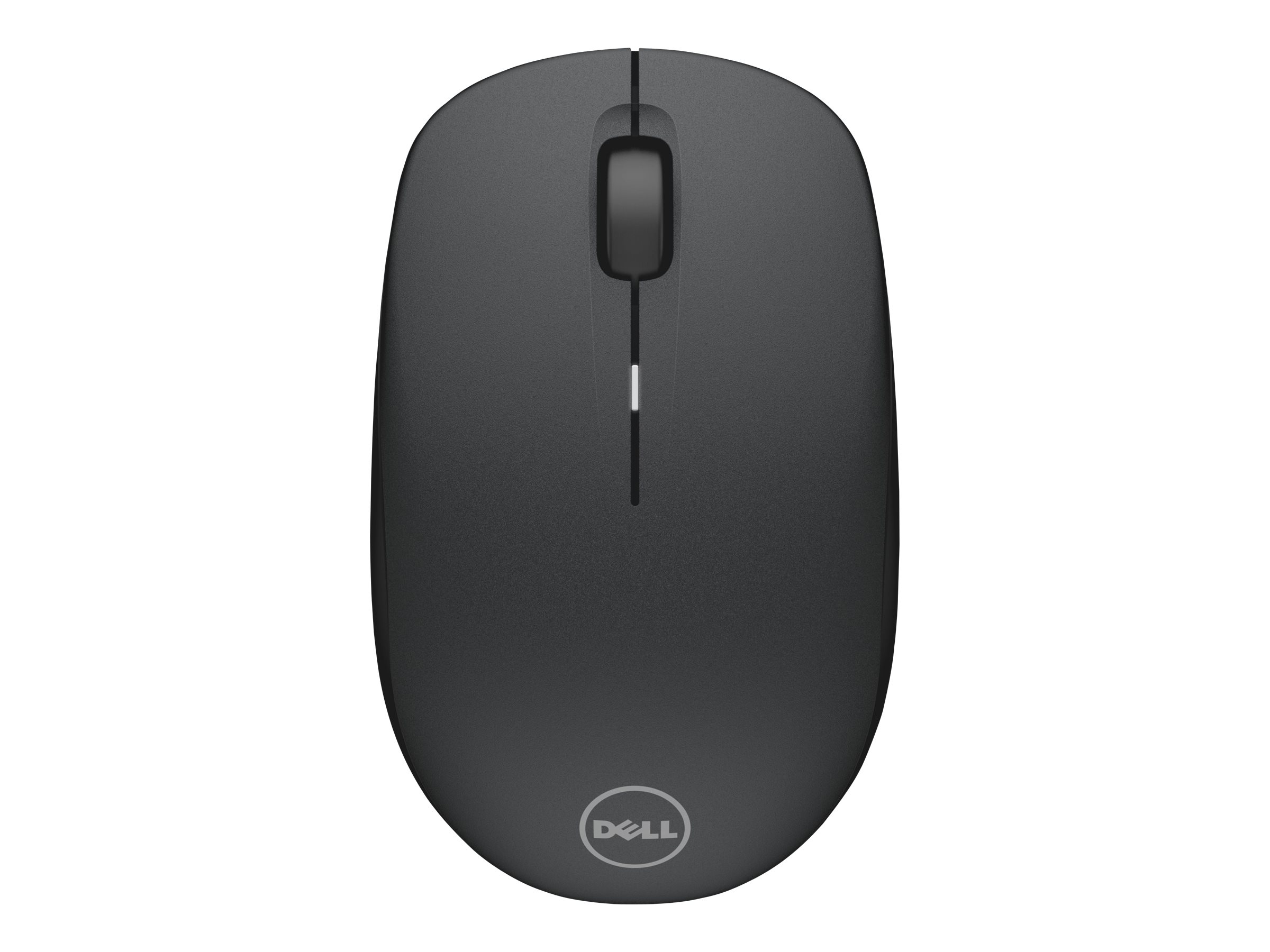 Dell WM126 - mouse - RF - black