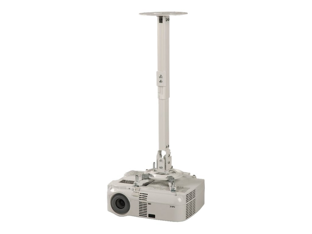 Peerless PARAMOUNT Ceiling/Wall Projector Mount with Adjustable Extension PPC-W - mounting kit (Tilt & Swivel)