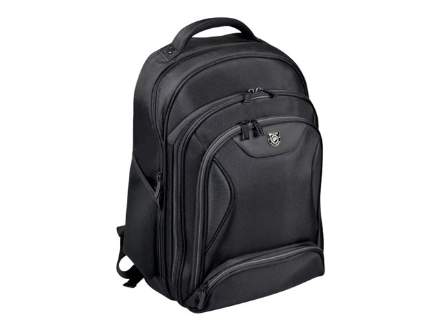 Image of PORT Manhattan notebook carrying backpack