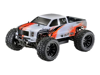 - Carrosserie Monster Truck
