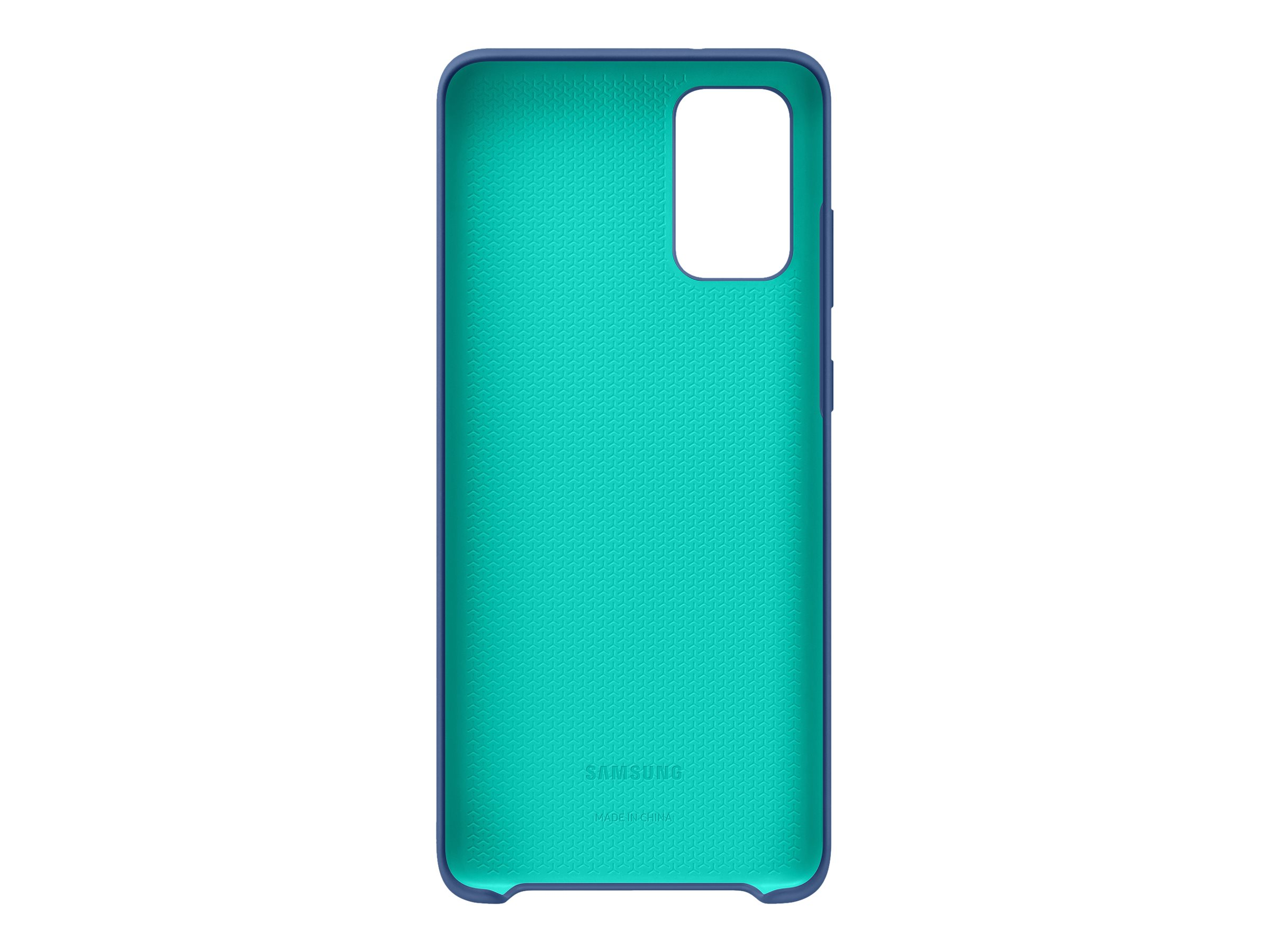 Samsung Silicone Cover EF-PG985 - back cover for cell phone