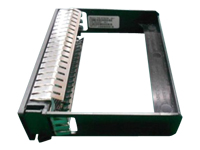HPE Large Form Factor Drive Blank Kit - Drive blanking panel - for ProLiant DL20 Gen9, DL360 Gen10, DL380 Gen10, DL385 Gen10, DL388 Gen10, ML30 Gen9