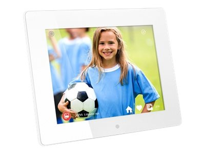 Aluratek AWDMPF8BB Digital photo frame 8INCH 1024 x 768