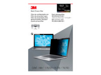 """3M Privacy Filter for Edge-to-Edge 13.3"""" Full Screen Laptop with COMPLY Attachment System - Notebook privacy filter - 13.3"""" wide - black"""