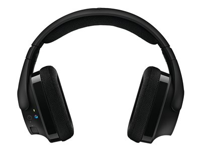 Logitech G533 Wireless Gaming Headset 7.1 channel full size wireless