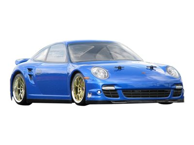 Racing - Porsche 911 Turbo (997) Karosserie