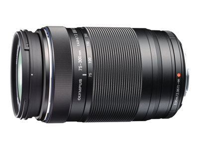 Olympus M.Zuiko Digital Telephoto zoom lens 75 mm 300 mm f/4.8-6.7 ED II