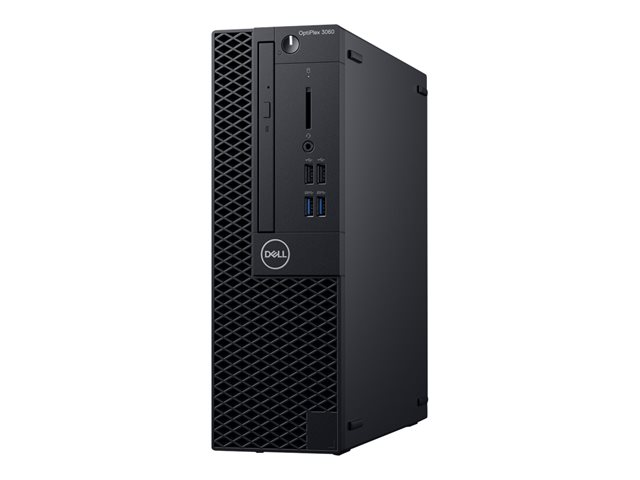 Dell OptiPlex 3060 - SFF - Core i3 8100 3.6 GHz - 8 Go - 256 Go